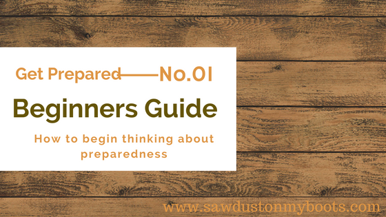 Beginner Preparedness: Where to Start