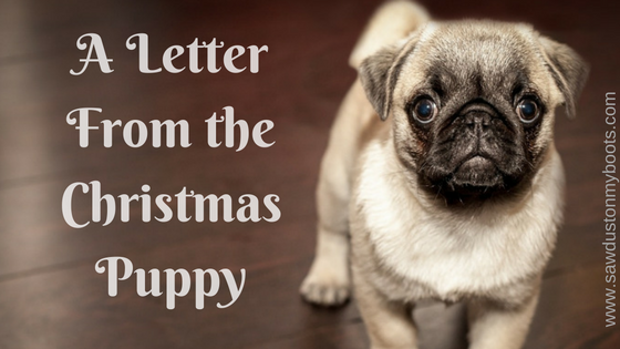 A Letter from the Christmas Puppy