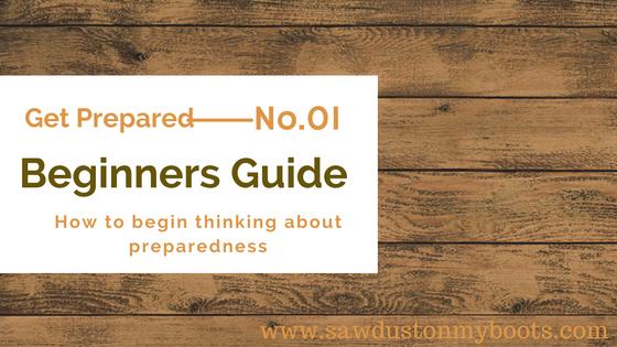 Beginner Preparedness: Where to Start